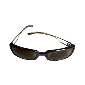 Guess Small Marbled Frame Sunnies Sunglasses